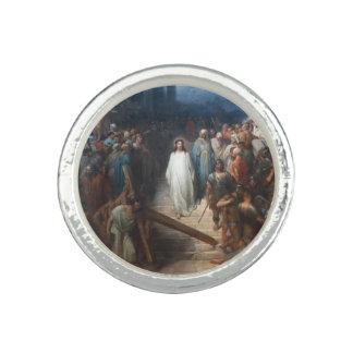 Christ Leaving Praetorium