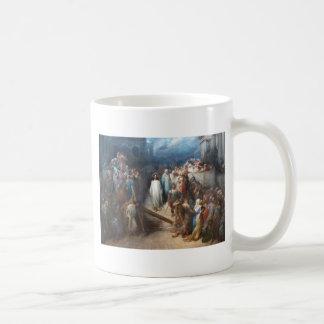 Christ Leaving Praetorium Coffee Mug