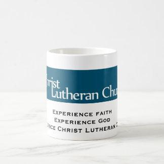 Christ Lutheran Church 2 Classic White Coffee Mug