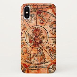 Christ Medieval Zodiac Calendar Case