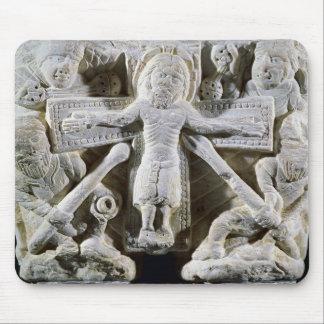 Christ on the Cross Mousepads