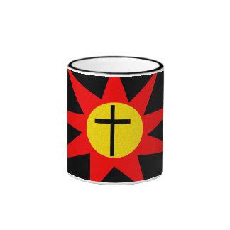 Christ Our Light! Ringer Mug