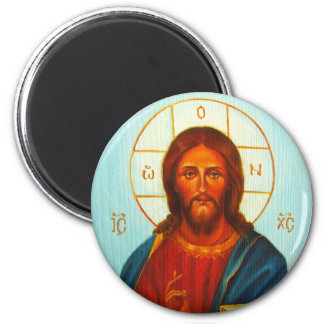 Christ Pantocrator Orthodox Icon Magnet