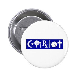 Christ - Symbols Pin