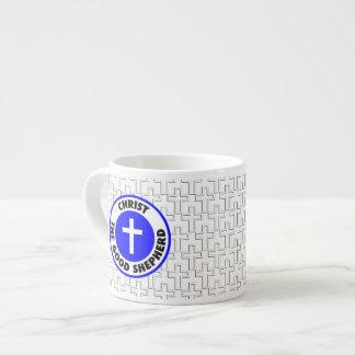 Christ the Good Shepherd Espresso Mug