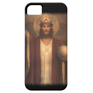 Christ the King 5S iPhone case