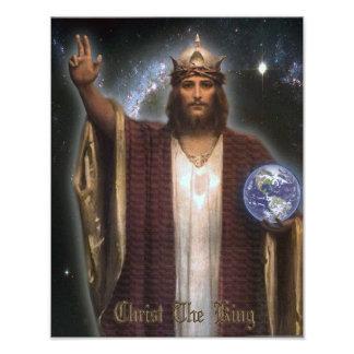 CHRIST THE KING SACRED POSTER PHOTO ART