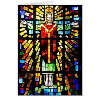 Christ the Priest Card