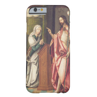 Christ the Redeemer blessing a woman (panel) Barely There iPhone 6 Case
