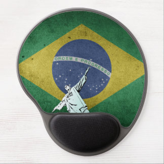 Christ the Redeemer Gel Mouse Pad