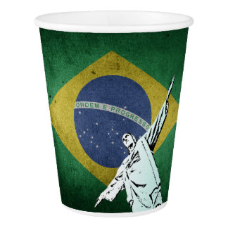 Christ the Redeemer Paper Cup