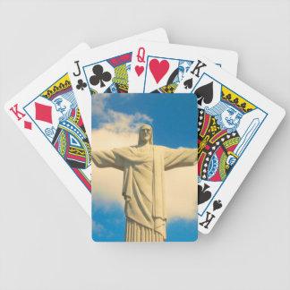 Christ the Redeemer Poker Deck