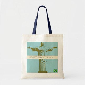 Christ the Redeemer, Rio de Janeiro Tote Bag