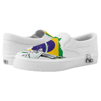 Christ the Redeemer Slip On Shoes