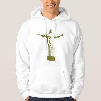 Christ the Redeemer Statue Hoodie