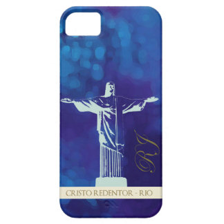 Christ the Redeemer statue - RJ iPhone 5 Cover