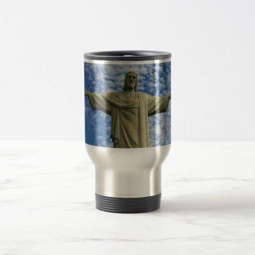 Christ the Redeemer Travel Mug