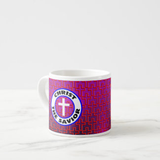 Christ the Savior Espresso Cup