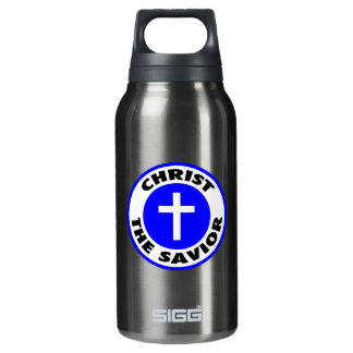 Christ the Savior Insulated Water Bottle