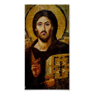 Christ the Savior Poster Print