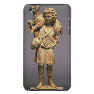Christ the Shepherd (ivory) Barely There iPod Cases