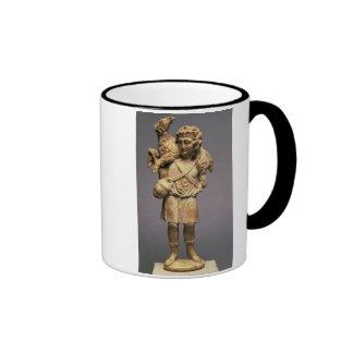 Christ the Shepherd (ivory) Coffee Mugs