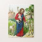 Christ The Shepherd Jigsaw Puzzle