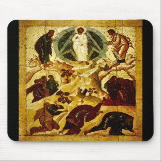 Christ Transfiguration Mousepad