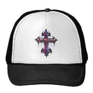 Christ Tribal Cross Cap