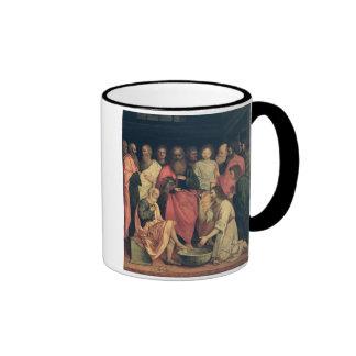 Christ Washing the Disciples' Feet Coffee Mugs