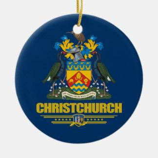 Christchurch Ceramic Ornament