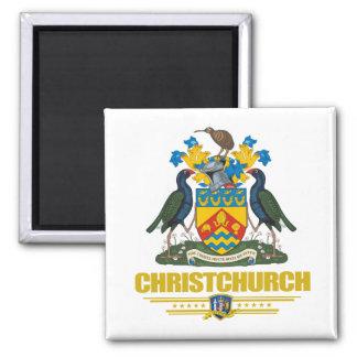Christchurch Magnet