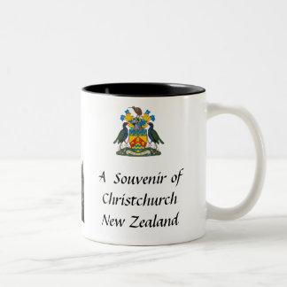 Christchurch, NZ, Souvenir Mug