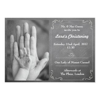 Christening and Baptism Invitation
