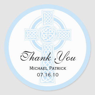 Christening, Shower or First Communion Sticker