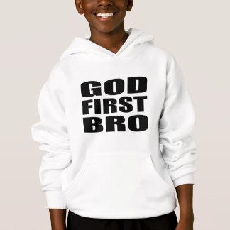 Christian Apparel GOD FIRST BRO