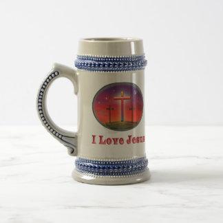 christian art mugs
