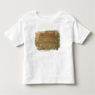 Christian basilica, mosaic pavement, Roman period, Toddler T-Shirt