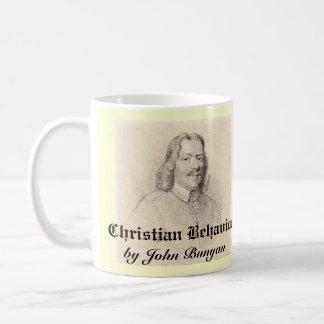 Christian Behavior Basic White Mug