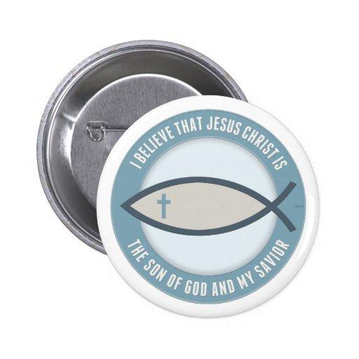 Christian Believers Pinback Button