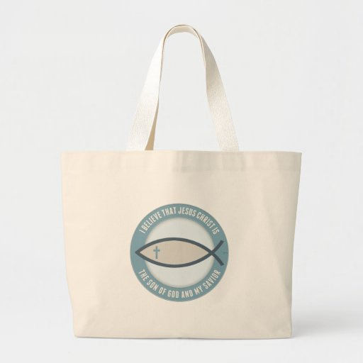 Christian Believers Tote Bag
