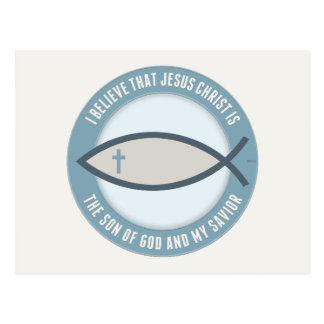 Christian Believers Postcard
