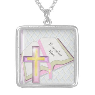 Christian Confirmation or First Communion Necklace