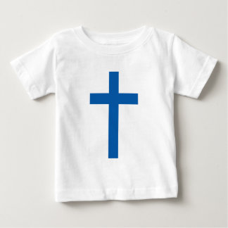 """CHRISTIAN CROSS"" BABY T-Shirt"