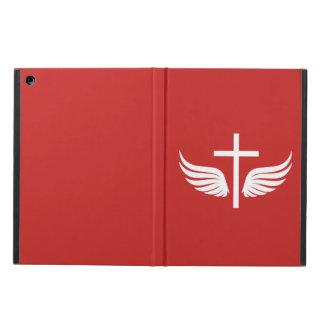 Christian cross case for iPad air