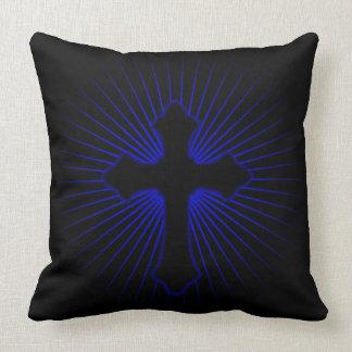Christian Cross Cushion