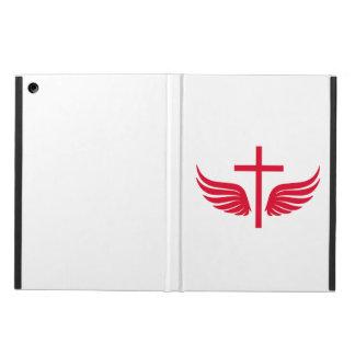Christian cross iPad air cover