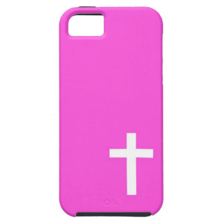 Christian Cross minimal Case for Iphone 5 5s