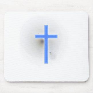 Christian Cross Mousepads