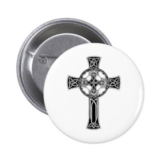 Christian Cross Products 6 Cm Round Badge